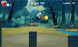 Panda Run And Jump screenshot 3/6