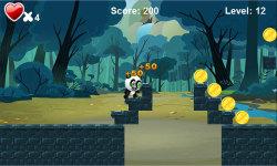 Panda Run And Jump screenshot 4/6