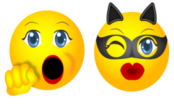 Adult emoji wallpaper images screenshot 4/4