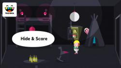 Toca Boo total screenshot 4/5