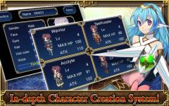 SRPG Legend of Ixtona entire spectrum screenshot 4/6