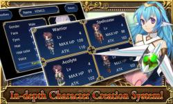 SRPG Legend of Ixtona entire spectrum screenshot 5/6