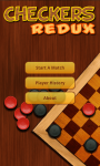 Checkers Redux screenshot 1/6