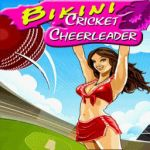 Bikini Cricket Cheerleader screenshot 1/2