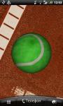 Tennis 3D Live Wallpaper screenshot 1/1