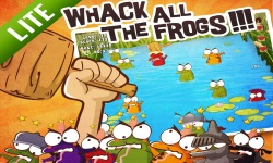Whack The Frog Lite screenshot 2/4