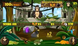 Brave Temple Gorilla Bombs screenshot 4/5