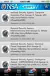 NSA Career Links screenshot 1/1