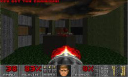 Prboom Doom screenshot 2/6