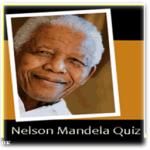 Nelson Mandela Quiz screenshot 1/3