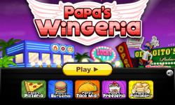 The Papas Wingeria screenshot 1/6
