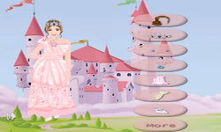 Princess Dress up Girl Game screenshot 1/3