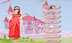 Princess Dress up Girl Game screenshot 3/3