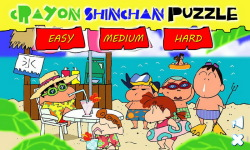 Shin-Chan Puzzle-sda screenshot 1/5