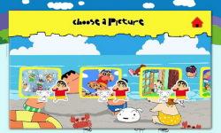 Shin-Chan Puzzle-sda screenshot 2/5