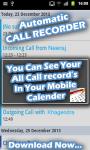 Call Recorer Automatic screenshot 5/6