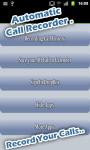 Call Recorer Automatic screenshot 6/6