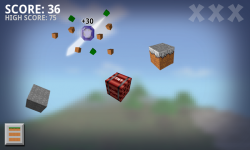 Ninja Craft Free screenshot 3/4