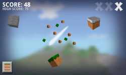 Ninja Craft Free screenshot 4/4