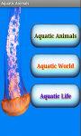 Aquatic Animals screenshot 2/4