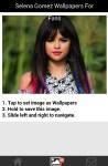 Selena Gomez Wallpapers for Fans screenshot 2/6