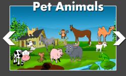 Animal World Game for Kids screenshot 2/3