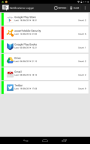 Notifications Logger screenshot 1/6