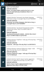 Notifications Logger screenshot 2/6