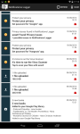Notifications Logger screenshot 4/6