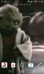 Starwars Master Yoda Live Wallpaper screenshot 2/6