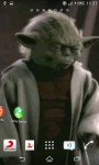 Starwars Master Yoda Live Wallpaper screenshot 4/6