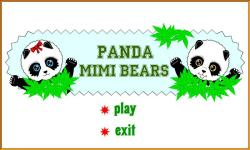 Panda mimi bears screenshot 1/3