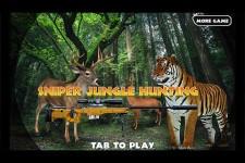 Sniper Jungle Hunting screenshot 1/4