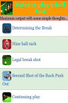 Rules to play 9 ball Pool screenshot 3/4