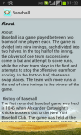 Baseball Playing Tips screenshot 2/3