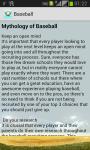 Baseball Playing Tips screenshot 3/3