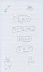 Scribbled Invaders screenshot 2/6