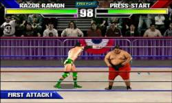 WWE Wrestlemania Arcade  screenshot 2/4