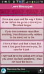 Lover SMS Free screenshot 2/6