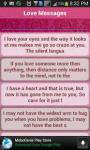 Lover SMS Free screenshot 5/6