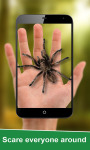 Funny Spider On Hand screenshot 3/3