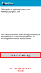 ExactSpy Mobile Spy App screenshot 6/6