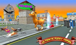 Ultimate Cartoon Horse Sim 3D screenshot 1/3