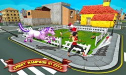 Ultimate Cartoon Horse Sim 3D screenshot 2/3