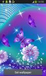 Butterfly Live Wallpapers Top screenshot 3/6