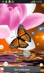 Butterfly Live Wallpapers Top screenshot 4/6