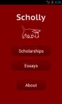 Scholly Scholarship Search total screenshot 6/6