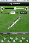 Free Dog Whistle screenshot 2/2