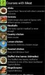Cyprus Cuisine screenshot 2/2