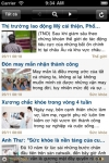 ThanhNien - Thanh Nin Online screenshot 1/1